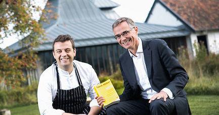 Côme de Cherisey : « Alexandre Gauthier est un chef bâtisseur » | Food & chefs | Scoop.it