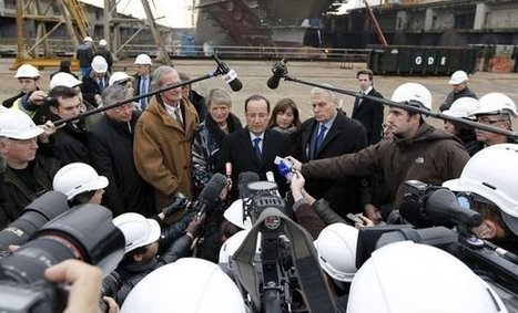 "Hollande ""ouvert à toutes les discussions"" sur la crise de la zone euro 