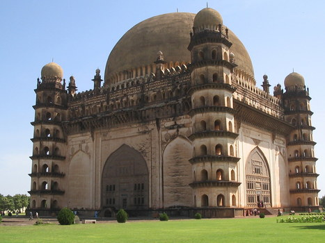 Gol Gumbaz Mausoleum, Bijapur, India « Sound Tourism   Gateway to India   Scoop.it