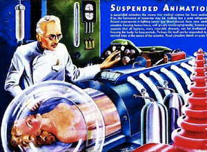 Ain't No Science Fiction, Suspended Animation Is FDA Approved and Heading To Clinical Trials | leapmind | Scoop.it