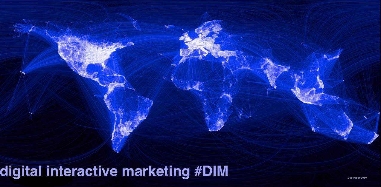 Digital Interactive Marketing