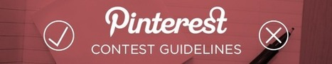 An Overview of Pinterest's New Contest Guidelines for Brands - Business 2 Community | Pinterest | Scoop.it