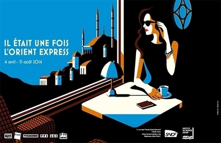 Il était une fois l'Orient Express | Bienvenue à l'Institut du monde arabe à Paris | ART, His Story are Culture for ALL | Scoop.it