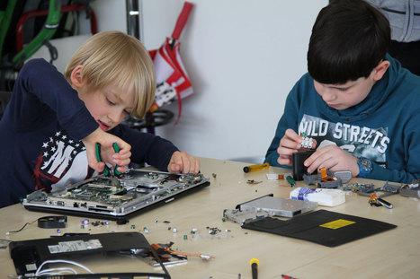 Der Makerspace: Ort für Kreativität und Wissenstransfer | Tablet-PC im Unterricht | Scoop.it