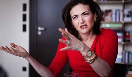 Sheryl Sandberg : «20 % du temps passé sur Internet est consacré à Facebook en France» | Cuistot des Médias Sociaux | Scoop.it