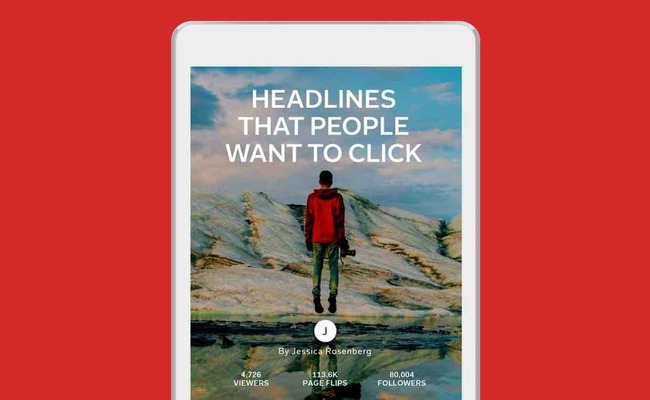 How to Write Flipboard Headlines That People Want to Click | Redacción de contenidos, artículos seleccionados por Eva Sanagustin | Scoop.it