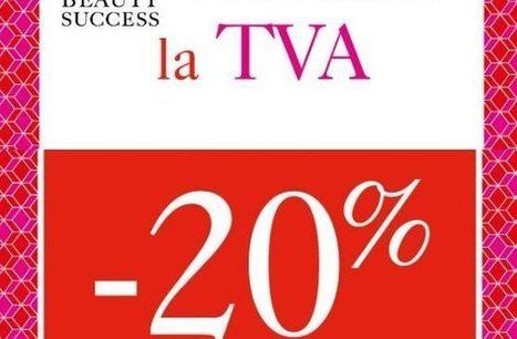 Super Bon Plan Beauty Success -20% sur vos achats b037ae7486a