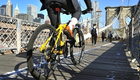 6 Reasons why Bike Commuting is the Fastest Growing Mode of Transportation | Technology in Business Today | Scoop.it