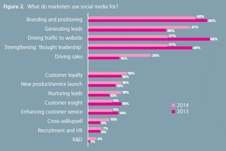 COVER STORY: Social Media in B2B | e-commerce & social media | Scoop.it