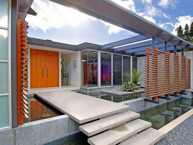 Contemporary Homes | florida model homes | What Surrounds You | Scoop.it