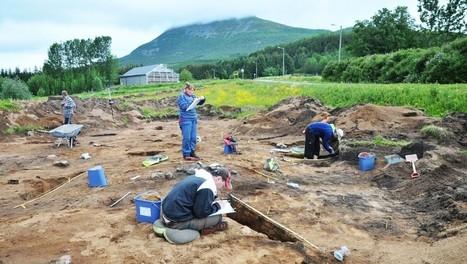 Norvège: une découverte exceptionnelle dans un bateau tombe de Bitterstad | Histoire et archéologie des Celtes, Germains et peuples du Nord | Scoop.it