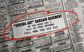 Art From The Developing World: A Bargain Basement? | images in context | Scoop.it