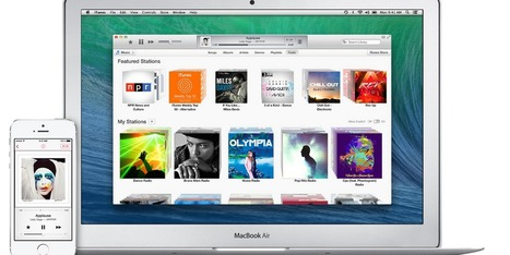 Apple Needs iTunes On The Web | Music business | Scoop.it