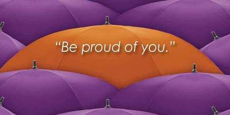 12 Ways to Make Yourself Proud | Teaching Business Communication and Workplace Issues | Scoop.it