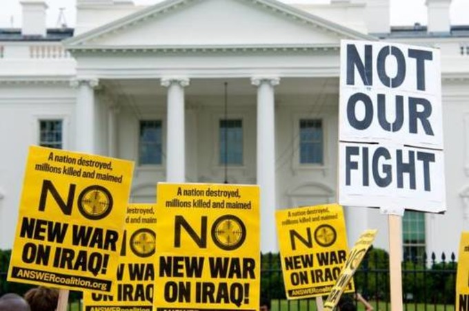 The slow, painful death of America's antiwar movement | real utopias | Scoop.it