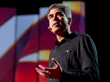 Religion, evolution, and the ecstasy of self-transcendence   TED - the Best of the Best   Scoop.it
