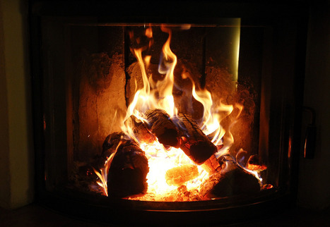 Ambience TV? Norwegian public television plans to broadcast a burning fireplace for 12 straight hours | a lifetime online | Scoop.it