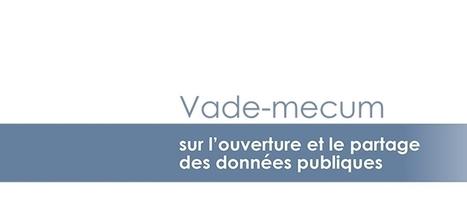 L'open data a son vade-mecum | Modernisation | reutilisation donnees publiques | Scoop.it