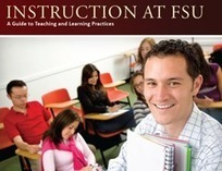 Instruction at FSU: A Guide to Teaching & Learning Practices | Office of Distance Learning | eLanguages | Scoop.it
