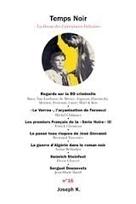 LE TEMPS DES ASSASSINS :Revue Temps Noir,, Antoine Chainas, Alain Corneau, Henry Hathaway, Don Siegel - Arts & Spectacles - France Culture   À toute berzingue…   Scoop.it