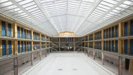 Les réservations sont ouvertes pour la piscine Molitor | Paris Secret et Insolite | Scoop.it
