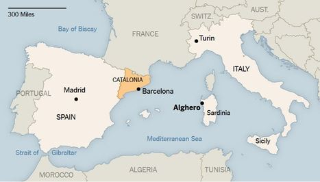 Italy's Last Bastion of Catalan Language Struggles to Keep It Alive | News from the World | Scoop.it