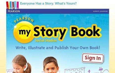 Tikatok te permite crear cuentos infantiles ilustrados en formato digital e impreso   Las TIC y la Educación   Scoop.it