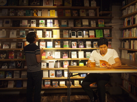 'Crowdfunding' readers back 'library bar,' request a book each | innovative libraries | Scoop.it