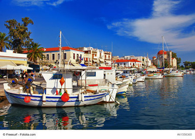 Aegina, Greece: Pistachios, Emerald Valleys And The Crumbling Ruins | BEATIFUL | Scoop.it