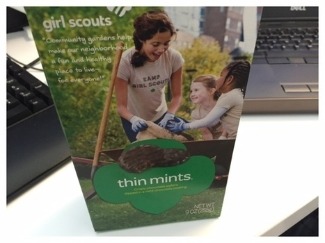 Strickland's Making Girl Scout Thin Mint Ice Cream THIS SATURDAY | Urban eating | Scoop.it