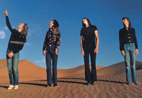 Les Inrocks : Pink Floyd: 40 ans de bouleversements de l'histoire du rock | Ca m'interpelle... | Scoop.it