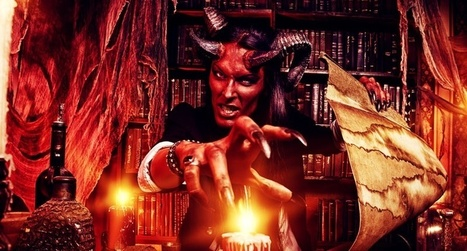 Oklahoma man uses religious freedom argument to push for Satanist literature in schools | Modern Atheism | Scoop.it