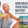 Online fitness and wellness program