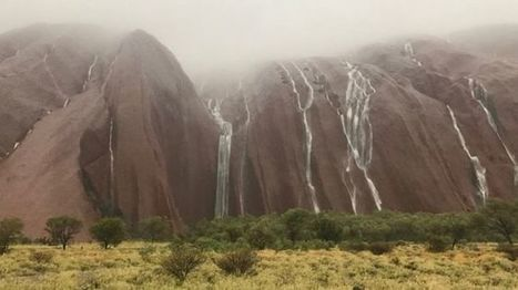 Australia flood: Uluru national park closed after huge rainfall | Geography Education | Scoop.it