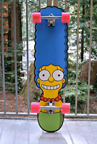 Simpsons Skateboards | The simpsons | Scoop.it