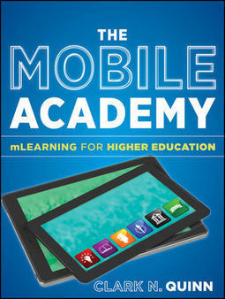 Book Review: The mobile academy: mLearning for highereducation | Mobile (Post-PC) in Higher Education | Scoop.it