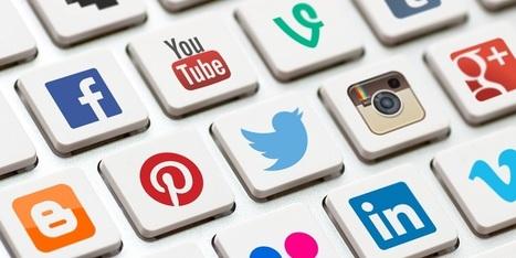 Choisir un réseau social pour une stratégie de communication efficace | Internet world | Scoop.it
