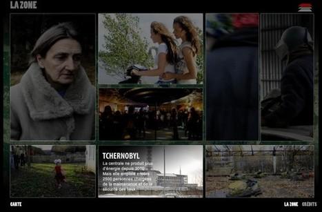 """""""La Zone"""", une exploration de la zone interdite de Tchernobyl   L'actualité du webdocumentaire   Scoop.it"""
