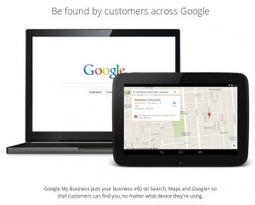"Google Combines & Rebrands Google Places, Google+ Local as ""Google My ... - KoMarketing Associates | Social Media Marketing, Google+ & SEO | Scoop.it"