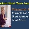 Quick Loans Bad Credit- Personal Loans Online- Instant Short Term Loans