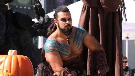 Khal Drogo Invades Blizzard Entertainment Halloween Contest   VI Geek Zone (GZ)   Scoop.it