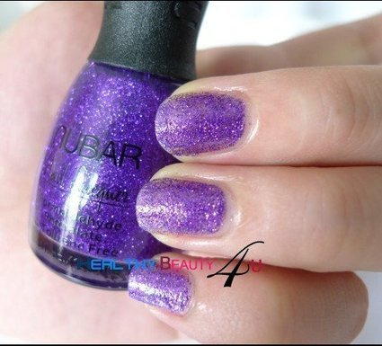 37e264418279c2 Nubar Sparkles Collection - Violet Sparkle (G185)