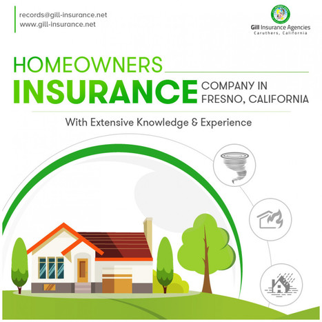 Homeowners Insurance Company >> Gill Insurance Agencies Caruthers Fresno Scoop It