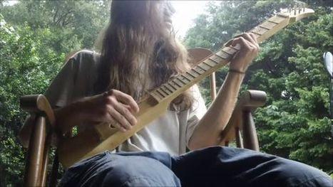13 Dollar Guitar | DIY | Maker | Scoop.it