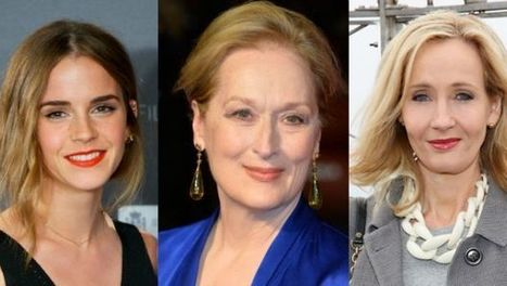 7 Famous Women You Didn't Know Were Introverts | Introverts Life and Business Guide | Scoop.it