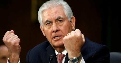 Exxon's Tillerson Murky on Future of Paris Climate Pact | Sustain Our Earth | Scoop.it