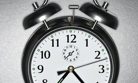 Why we process time differently depending on what we're doing  | Kickin' Kickers | Scoop.it