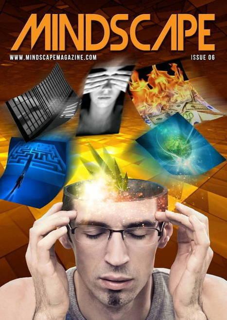 Mindscape Magazine New Issue Out Now! | Mindscape Magazine | Scoop.it