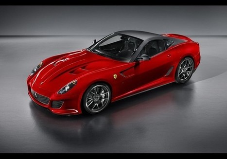 Ferrari 599 GTO - Hannah Elliott - Forbes | What Surrounds You | Scoop.it