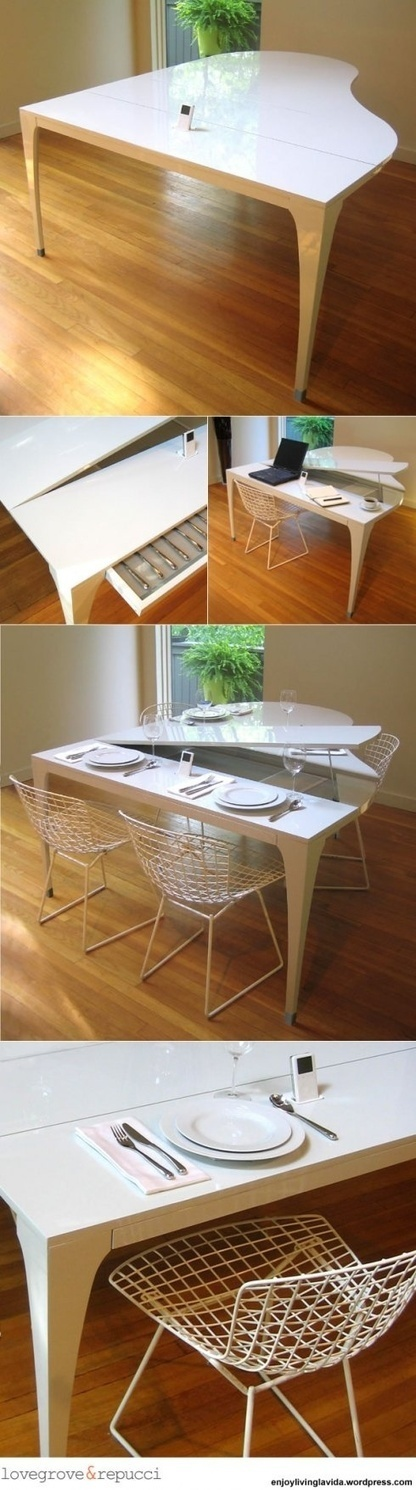 Furniture | Upcycled Objects | Scoop.it